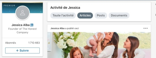 Activités jessica