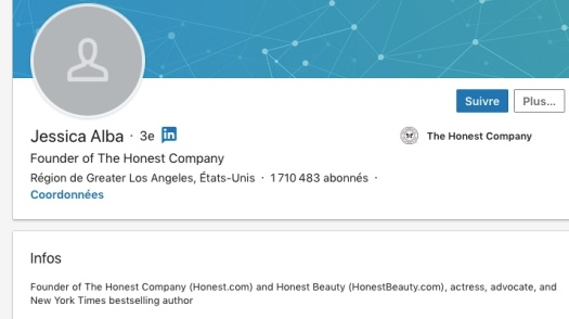 Jessica Alba profile